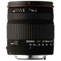 SIGMA (シグマ) AF 18-200mm F3.5-6.3 DC (ペンタックス用)