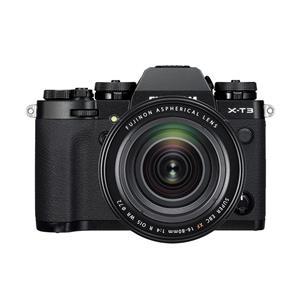 FUJIFILM (フジフイルム) X-T3 XF16-80mmレンズキット ブラック メイン