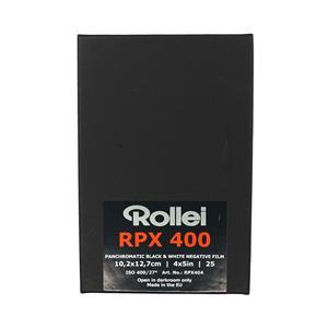 RPX 400 4x5 25枚入り