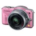 Panasonic (パナソニック) LUMIX DMC-GF3X レンズキット フェアリーピンク