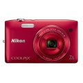 Nikon (ニコン) COOLPIX S3500 ラズベリーレッド