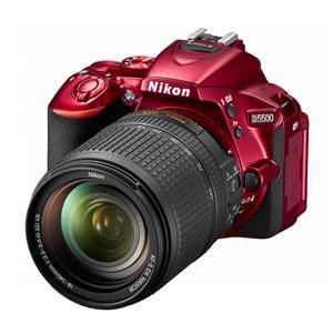 D5500 18-140 VR レンズキット レッド
