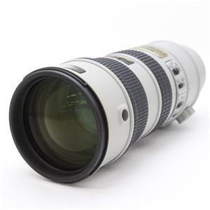 AF-S VR ED 70-200mm F2.8 G(IF) ライトグレー