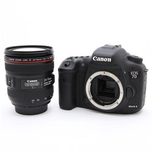 Canon (キヤノン) EOS 7D Mark II EF24-70L IS USM レンズキット メイン