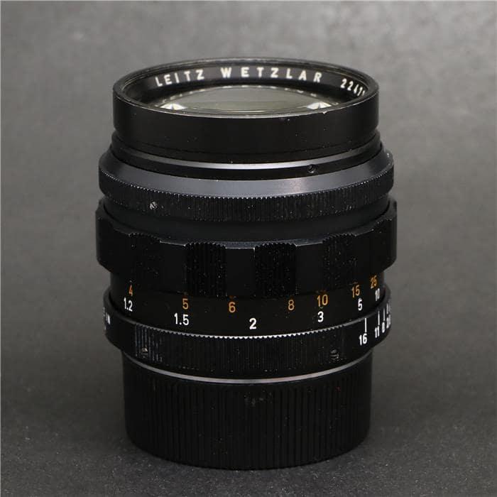 ノクティルックス M50mm F1.2 (非球面)