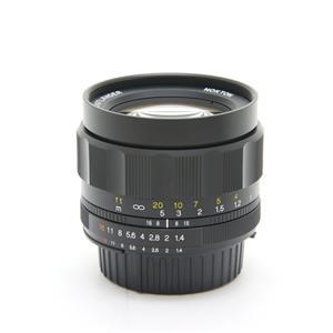NOKTON 58mm F1.4 SL II N(ニコンF用)