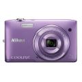 Nikon (ニコン) COOLPIX S3500 オーキッドパープル