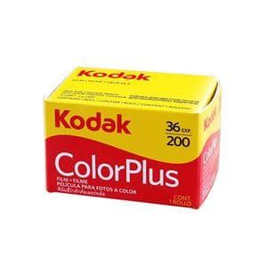 Kodak (コダック) Color Plus 200 135 36枚撮り メイン