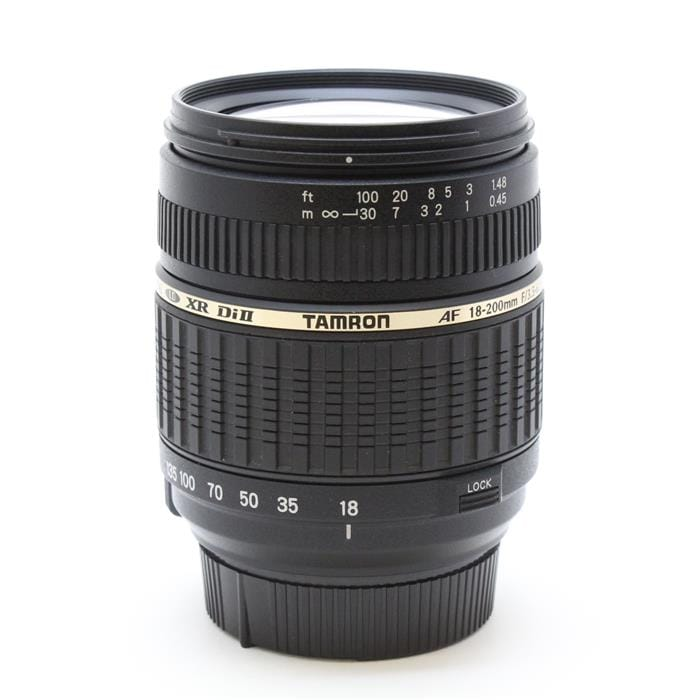 AF18-200mmF3.5-6.3XR DiII(�j�R���p�������[�^�[�^�C�v)