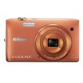 Nikon (ニコン) COOLPIX S3500 アプリコットオレンジ