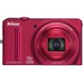 Nikon (ニコン) COOLPIX S9100 グロリアスレッド