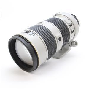 AF-S ED 80-200mm F2.8 D ライトグレー