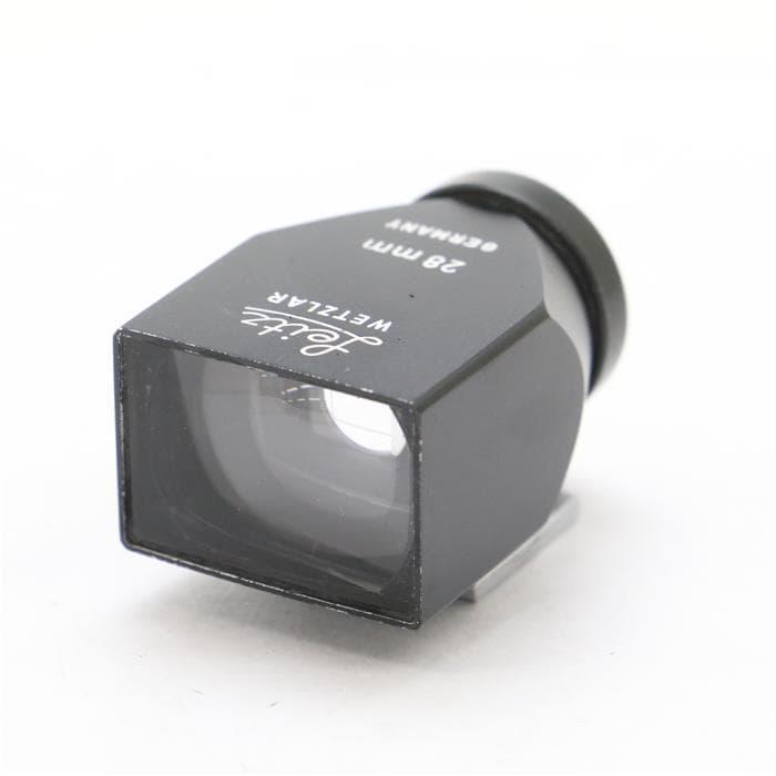 SLOOZ 28mm ファインダー ブラック ※金属製