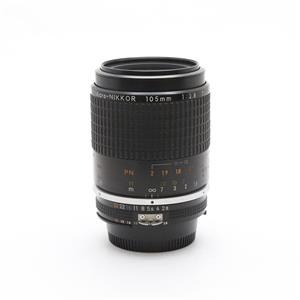 Ai Micro-Nikkor 105mm F2.8S