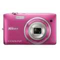 Nikon (ニコン) COOLPIX S3500 ストロベリーピンク