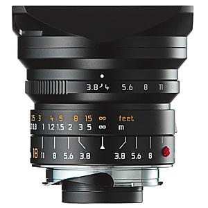 Leica (ライカ) スーパーエルマー M18mm F3.8 ASPH. ブラック メイン