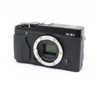 X-E1 ブラック