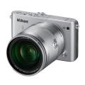 Nikon (ニコン) Nikon 1 J3 小型10倍ズームキット シルバー