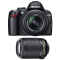 Nikon (ニコン) D3000 ダブルズームキット