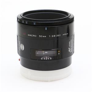 AF 50mm F2.8 MACRO  ※ピントリング硬質プラスチック ギザギザ仕様