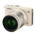Nikon (ニコン) Nikon 1 J3 小型10倍ズームキット ベージュ