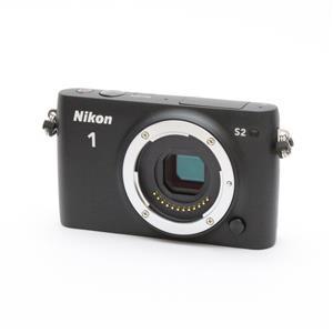 Nikon 1 S2 ブラック