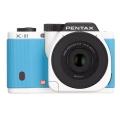 PENTAX (ペンタックス) K-01 レンズキット ホワイト×ブルー