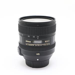 AF-S NIKKOR 24-85mm F3.5-4.5G ED VR
