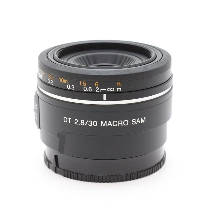 DT30mm F2.8 Macro SAM SAL30M28