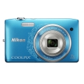 Nikon (ニコン) COOLPIX S3500 オリエンタルブルー