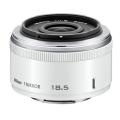 Nikon (ニコン) 1 NIKKOR 18.5mm F1.8 ホワイト