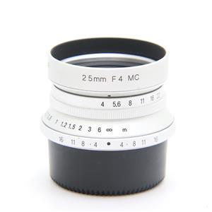 Snapshot-Skopar 25mm F4 シルバー