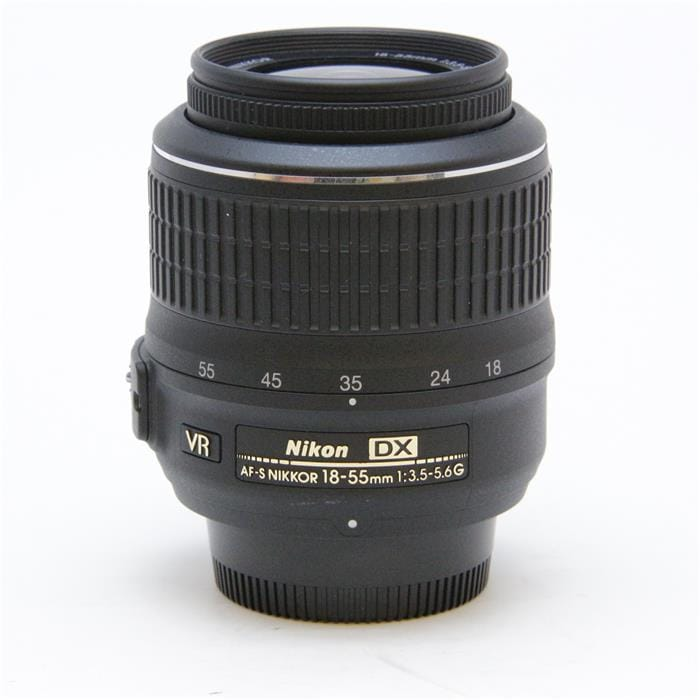 AF-S DX NIKKOR 18-55mm F3.5-5.6 G VR