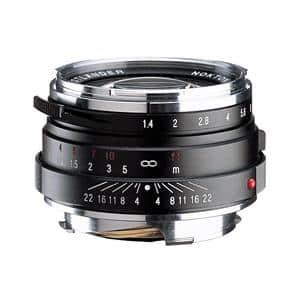 Voigtlander (フォクトレンダー) NOKTON classic 40mm F1.4 SC VM(ライカM用) メイン