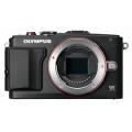 OLYMPUS (オリンパス) PEN Lite E-PL6 ボディ ブラック