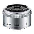 Nikon (ニコン) 1 NIKKOR 18.5mm F1.8 シルバー