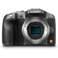 Panasonic LUMIX DMC-G6 ボディ シルバー