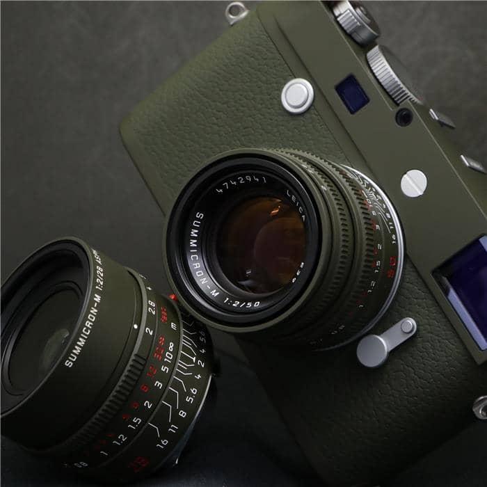 M10-P + ズミクロン M50mm F2.0 + ズミクロン M28mm F2.0 セット
