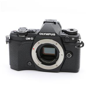 OM-D E-M5 Mark II ボディ ブラック