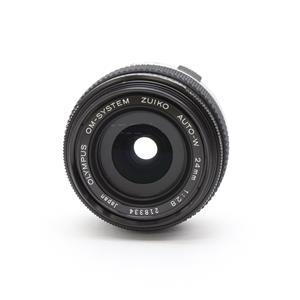 OM 24mm F2.8 MC