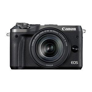Canon (キヤノン) EOS M6 EF-M18-150 IS STM レンズキット ブラック メイン