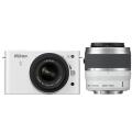 Nikon (ニコン) Nikon 1 J2 ダブルズームキット ホワイト