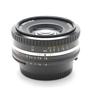 Ai-S Nikkor 50mm F1.8 (金属鏡筒)