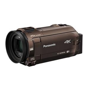 デジタルハイビジョンビデオカメラ HC-WX995M-T ブラウン