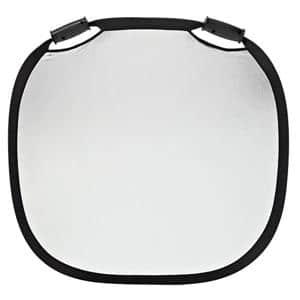 リフレクター シルバー/ホワイト Lサイズ(120cm) #100961