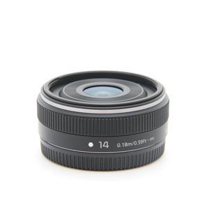 LUMIX G 14mm F2.5 II ASPH.  ブラック