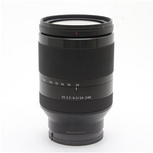 FE 24-240mm F3.5-6.3 OSS SEL24240