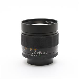 Planar T*85mm F1.4 MM (Germany)