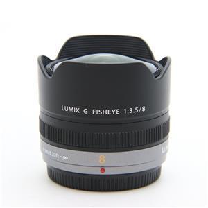 LUMIX G FISHEYE 8mm F3.5