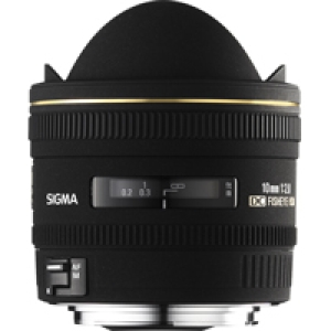 SIGMA (シグマ) 10mm F2.8 EX DC Fisheye HSM(キヤノン用) メイン